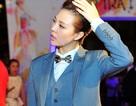 Á hậu Trà Giang cuốn hút với phong cách…nam tính