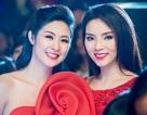 Hoa hậu Ngọc Hân, Kỳ Duyên rực rỡ khoe sắc