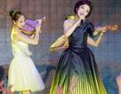 Phạm Thu Hà lộng lẫy trên sân khấu Carnaval Hạ Long 2015