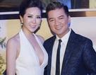 Hoa hậu Thu Hoài diện đầm hở ngực gợi cảm bên Mr Đàm