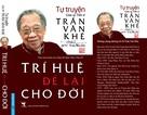 Tái bản tự truyện của cố GS.TS Trần Văn Khê
