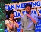Kang Tae Oh hội ngộ fan Việt sau khi rinh giải ở VTV Awards