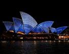 Các kỳ quan trên thế giới phủ màu xanh mừng 70 năm Liên Hợp Quốc