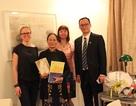 Nhà thơ đầu tiên của Việt Nam nhận giải thưởng danh giá Cikada