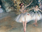 Bí ẩn về vị danh họa cả cuộc đời ám ảnh vẽ tranh vũ nữ ba-lê