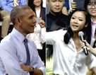 Báo chí thế giới ấn tượng màn đọc rap của Suboi trước Tổng thống Obama