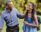 """Phát sốt với hình ảnh """"quậy tưng"""" của con gái cưng Tổng thống Obama"""