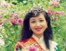 """Bí ẩn Á hậu cao 1m60 từng khiến Hoa hậu Diệu Hoa """"lép vế"""""""