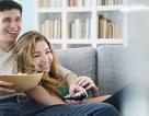 Cùng xem phim truyền hình giúp các cặp đôi yêu nhau hơn