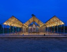 """""""Màu tái chế"""" đoạt Huy chương bạc giải Kiến trúc quốc tế 2AAA 2016"""