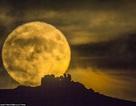Vẻ đẹp siêu trăng ở khắp nơi trên thế giới