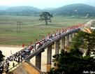 Khánh thành cây cầu vượt sông Lam