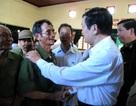 Chủ tịch nước Trương Tấn Sang thăm Trung tâm điều dưỡng thương binh