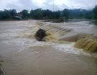 Cận cảnh mưa lũ tàn phá Con Cuông