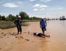 Một phụ nữ gieo mình xuống Sông Lam tự tử
