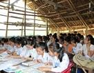 Nhiều địa phương lên phương án cho học sinh nghỉ học vì bão Haiyan