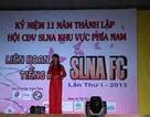 Liên hoan tiếng hát cổ động viên SLNA phía Nam
