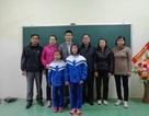 2 em Thắm, Thảo được nhận sổ tiết kiệm hơn 120 triệu đồng