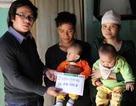 Gần 65 triệu đồng đến với hai đứa trẻ song sinh mắc bệnh hiểm nghèo