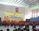 Hào hứng nhảy Flashmod chào xuân của học sinh, sinh viên TP Vinh