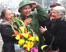 Nghệ An: Gần 1.400 thanh niên lên đường nhập ngũ