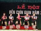 """Độc đáo Lễ hội """"Tến Cau Hoong"""" ở miền biên viễn"""