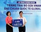 Trang trại bò sữa đầu tiên của Việt Nam đạt chuẩn quốc tế Global G.A.P