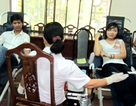 Hàng trăm sinh viên đại học hiến máu nhân đạo