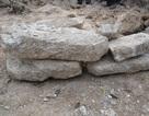Phát hiện đoạn tường thành cổ thời Lê Lợi