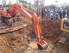 Đấu thầu quốc tế để xây dựng đường ống nước sạch sông Đà 2