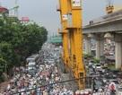 Hà Nội: Khốn khổ vì ùn tắc trên đường Nguyễn Trãi