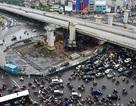 Hà Nội: Đường Nguyễn Trãi ùn tắc vì nhà thầu rào đường không hợp lý?