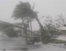 Hoàn lưu sau bão gây mưa rất to ở miền Trung