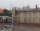 """Hà Nội: Rơi từ đường trên cao, người đàn ông tử vong cạnh """"xác"""" xe máy"""