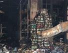 Hà Nội: Cháy lớn thiêu rụi 3 cửa hàng quần áo, giày dép