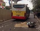 Hà Nội: Va chạm với xe buýt, 1 phụ nữ đi xe máy tử vong