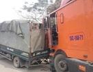 Hà Nội: Xe container gây tai nạn liên hoàn, 3 ô tô hư hỏng nặng