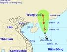 Tin mới nhất về áp thấp nhiệt đới trên Biển Đông