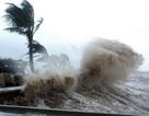 Siêu bão Nepartak gây gió giật cấp 13 trên Biển Đông