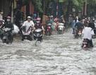 Bão tiến sát đất liền, đêm nay Hà Nội mưa rất to