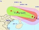 Bão di chuyển nhanh vào Trung Quốc, Đông Bắc nước ta mưa lớn