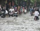 Chiều nay Hà Nội có mưa lớn kéo dài