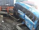 Xác định nguyên nhân vụ 4 ô tô tông nhau tại Hòa Bình