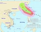Siêu bão Meranti di chuyển nhanh, hướng vào Biển Đông