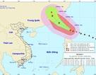 Siêu bão Meranti tiếp tục áp sát Đông Bắc Biển Đông
