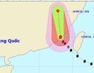 Siêu bão Meranti đã vào lãnh thổ Trung Quốc