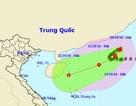 Bão số 6 đang gần Hồng Kông - Trung Quốc, tiếp tục đổi hướng