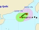 Bão số 6 đã suy yếu thành áp thấp nhiệt đới