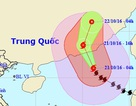 Chiều nay bão Haima vào đất liền Trung Quốc