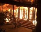 Hà Nội: Xác định nguyên nhân vụ cháy chùa gần Hồ Tây